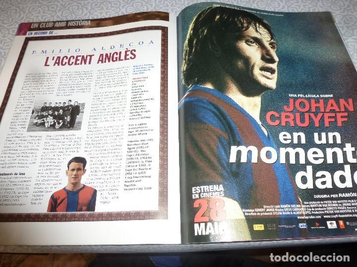 Coleccionismo deportivo: (LLL)F.C.BARCELONA Nº: 8(5-2004) POSTER VICTOR VALDÉS,ALDECOA,GONZALVO III - Foto 4 - 183647745