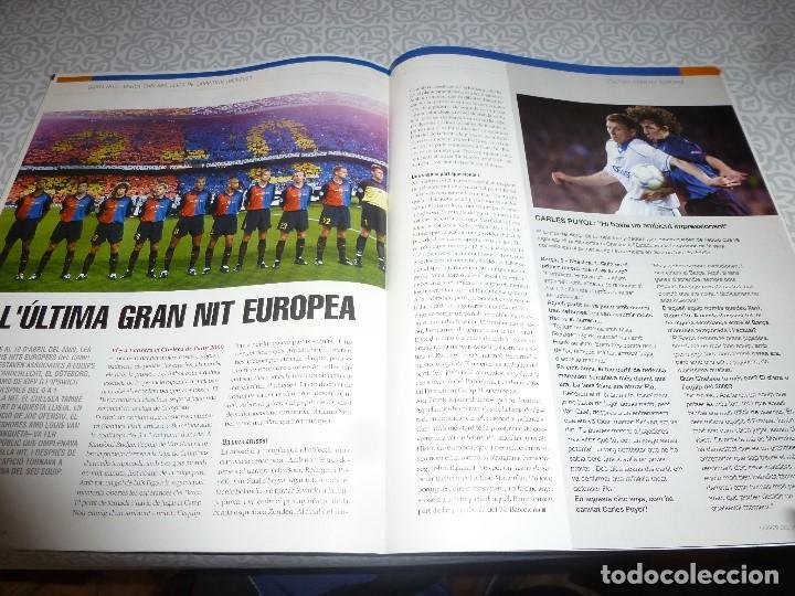 Coleccionismo deportivo: (LLL)F.C.BARCELONA Nº: 12(2-2005) POSTER RONALDINHO,RUD HESP - Foto 3 - 183653570