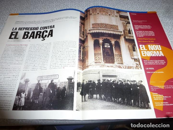 Coleccionismo deportivo: (LLL)F.C.BARCELONA Nº: 12(2-2005) POSTER RONALDINHO,RUD HESP - Foto 4 - 183653570