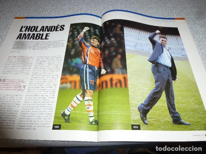 Coleccionismo deportivo: (LLL)F.C.BARCELONA Nº: 12(2-2005) POSTER RONALDINHO,RUD HESP - Foto 5 - 183653570