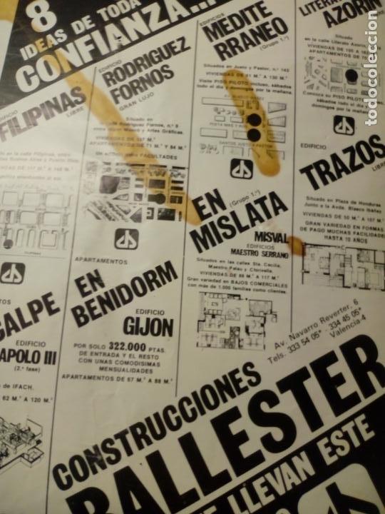 Coleccionismo deportivo: LOTE DE 10 REVISTAS - REVISTA VALENCIA C.F. - 1979 - Foto 7 - 183773232