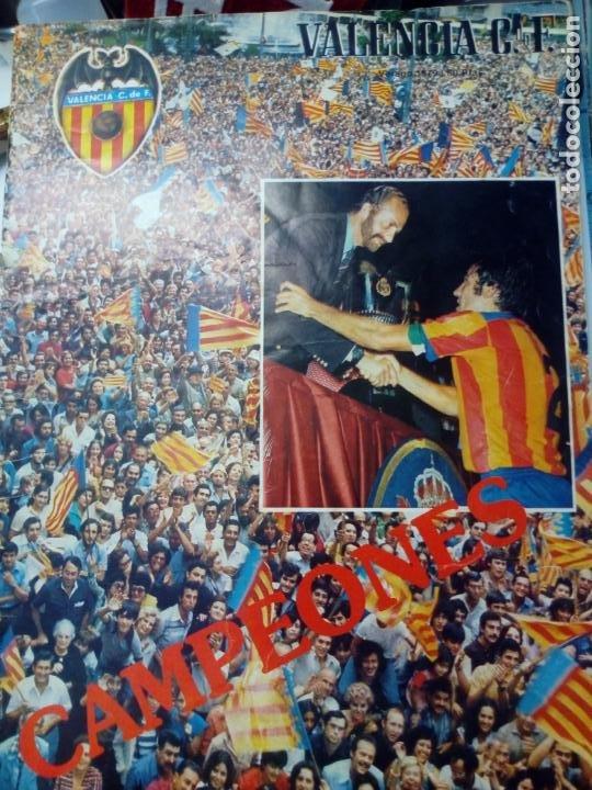 Coleccionismo deportivo: LOTE DE 10 REVISTAS - REVISTA VALENCIA C.F. - 1979 - Foto 11 - 183773232