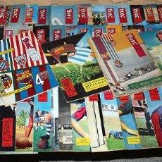 Coleccionismo deportivo: GRAN LOTE DE 103 EJEMPLARES DE LA REVISTA DEPORTIVA DICEN. Lote 183825948