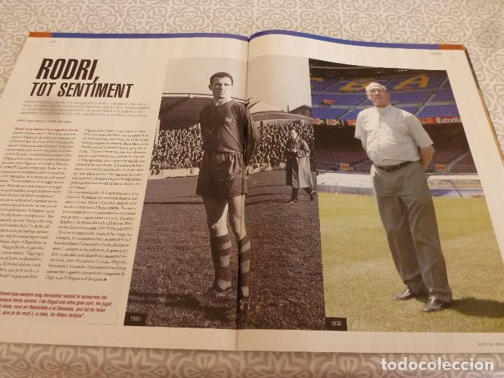 Coleccionismo deportivo: (LLL)F.C.BARCELONA Nº: 16(8-2005)POSTER VAN BOMMEL Y EZQUERRO,40 AÑOS DEL GAMPER,RODRI. - Foto 4 - 183838545