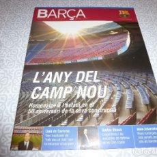 Collectionnisme sportif: (LLL)F.C.BARCELONA Nº: 26(4-2007)POSTER 50 ANIVERSARIO DEL CAMP NOU,EL AVI TORRES.. Lote 183876897