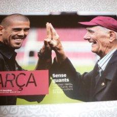 Coleccionismo deportivo: (LLL)F.C.BARCELONA Nº: 47(11-2010)RAMALLETS Y VICTOR VALDÉS,MASCHERANO,VITOR BAIA.. Lote 183896223