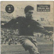 Coleccionismo deportivo: CHUS HERRERA- REAL MADRID - COLECCIÓN ÍDOLOS DEL DEPORTE Nº 92 - AÑO 1959. Lote 183917981