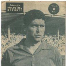 Coleccionismo deportivo: MARAÑÓN, ÍDOLO DE LA AFICIÓN NAVARRA - COLECCIÓN ÍDOLOS DEL DEPORTE Nº 94 - AÑO 1959. Lote 183918027