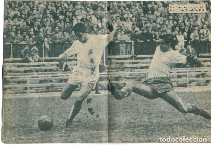 Coleccionismo deportivo: VIDAL, MADRILEÑO Y CAMPEÓN DE EUROPA - R. MADRID - COLECCIÓN ÍDOLOS DEL DEPORTE Nº 120 - AÑO 1960 - Foto 3 - 183918651