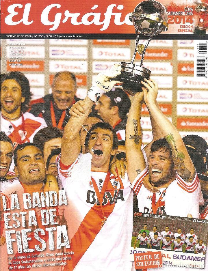 Coleccionismo deportivo: LOTE 14 EDICIONES ESPECIALES EL GRÁFICO (ARGENTINA) VER RELACIÓN - Foto 3 - 184079340