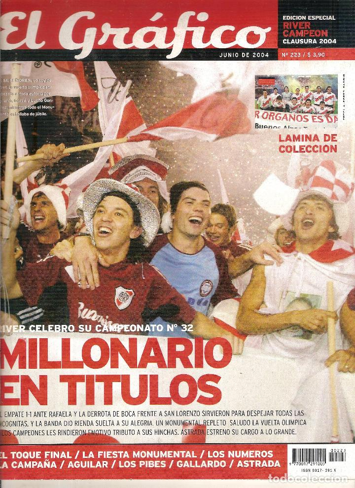 Coleccionismo deportivo: LOTE 14 EDICIONES ESPECIALES EL GRÁFICO (ARGENTINA) VER RELACIÓN - Foto 5 - 184079340