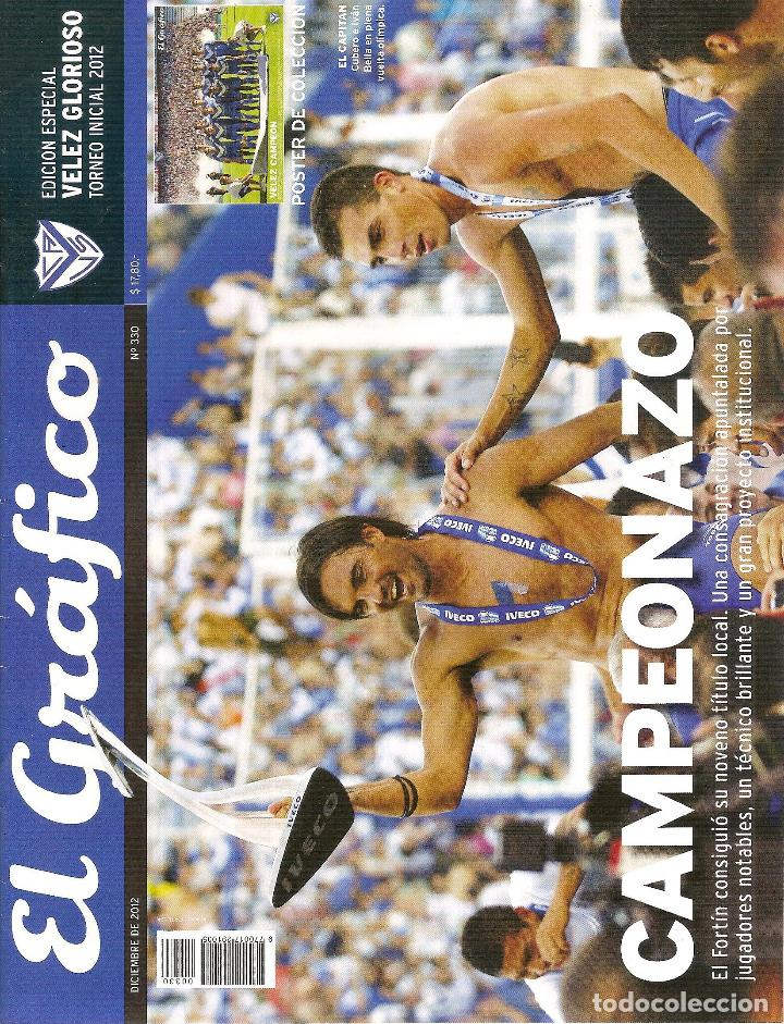Coleccionismo deportivo: LOTE 14 EDICIONES ESPECIALES EL GRÁFICO (ARGENTINA) VER RELACIÓN - Foto 9 - 184079340