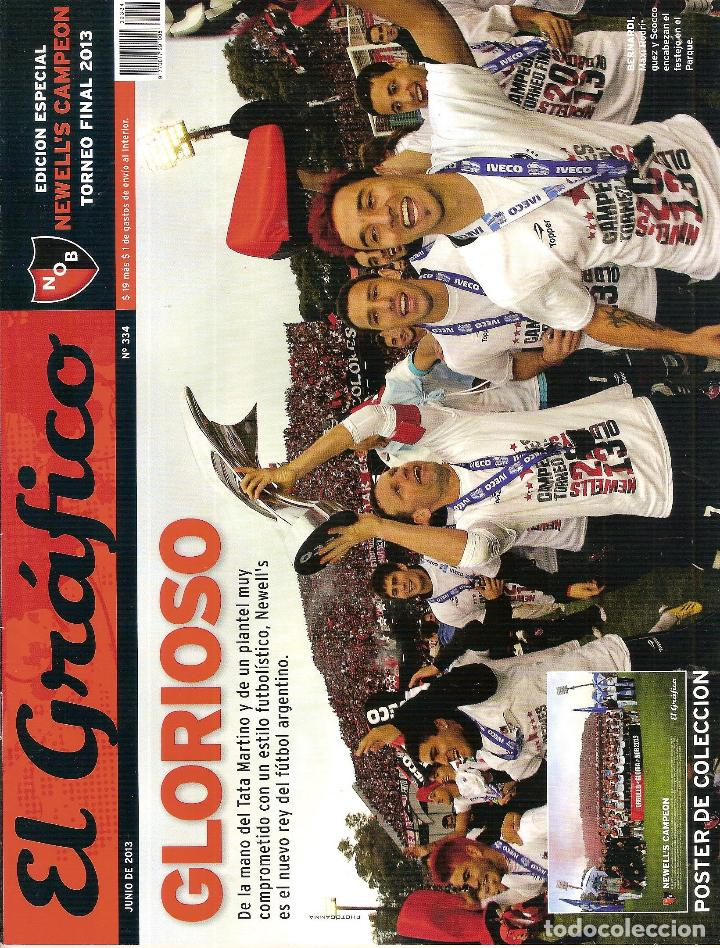 Coleccionismo deportivo: LOTE 14 EDICIONES ESPECIALES EL GRÁFICO (ARGENTINA) VER RELACIÓN - Foto 10 - 184079340