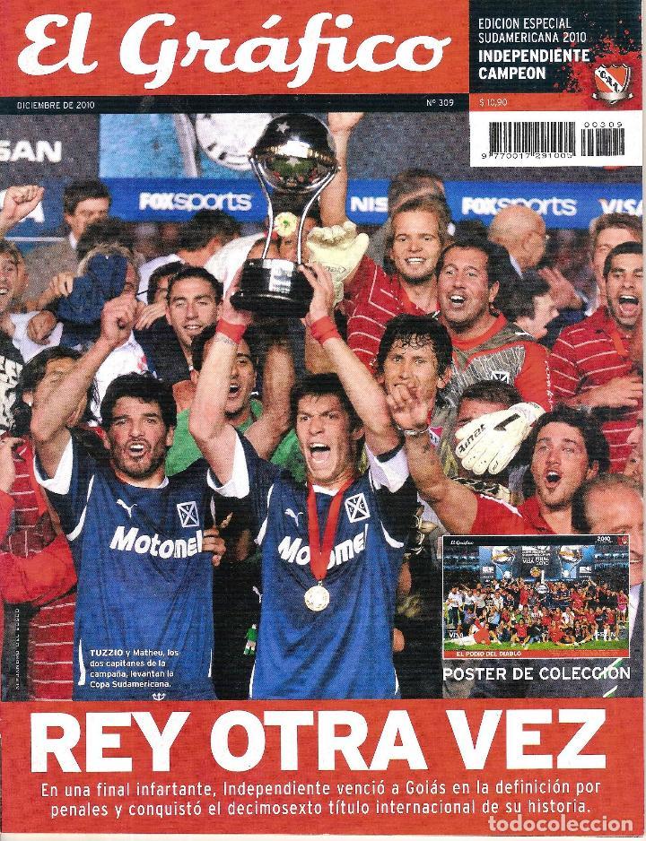 Coleccionismo deportivo: LOTE 14 EDICIONES ESPECIALES EL GRÁFICO (ARGENTINA) VER RELACIÓN - Foto 11 - 184079340