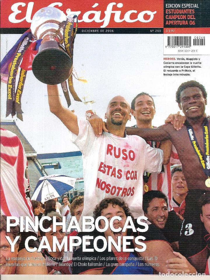 Coleccionismo deportivo: LOTE 14 EDICIONES ESPECIALES EL GRÁFICO (ARGENTINA) VER RELACIÓN - Foto 12 - 184079340