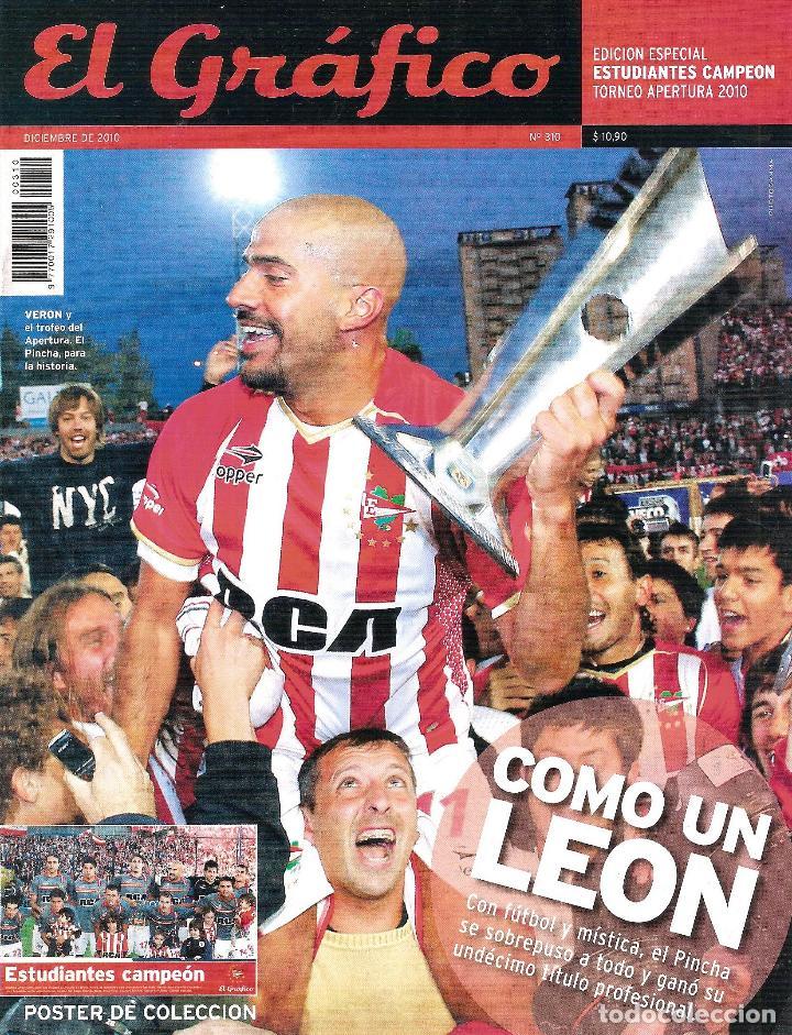 Coleccionismo deportivo: LOTE 14 EDICIONES ESPECIALES EL GRÁFICO (ARGENTINA) VER RELACIÓN - Foto 13 - 184079340