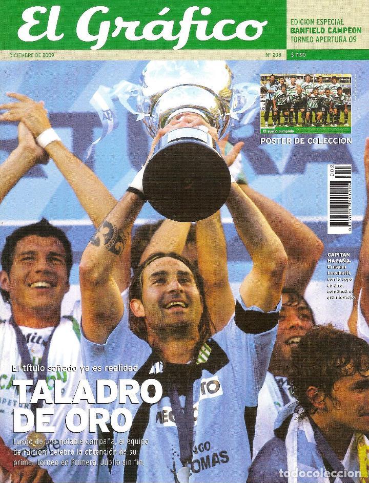 Coleccionismo deportivo: LOTE 14 EDICIONES ESPECIALES EL GRÁFICO (ARGENTINA) VER RELACIÓN - Foto 14 - 184079340