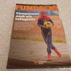 Coleccionismo deportivo: (LLL) BARÇA FUNDACIÓN Nº: 12. Lote 184180056