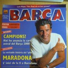 Coleccionismo deportivo: REVISTA BARÇA Nº 13 - 1999. Lote 184289251