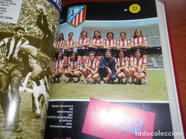 Coleccionismo deportivo: TOMO,REVISTA ATLETICO DE MADRID 28 AL 38 1971 - Foto 7 - 184340785