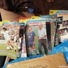 Coleccionismo deportivo: VALENCIA CF. COLECCIÓN 23 SUPLEMENTOS LAS PROVINCIAS. Lote 184745551