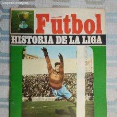 Collectionnisme sportif: REVISTA FUTBOL HISTORIA DE LA LIGA COLECCION RAMON MELCON TEMPORADA 1934 - 35 Nº 7. Lote 184837346