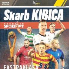 Coleccionismo deportivo: SKARB KIBICA 2018/19 18/19 POLONIA EXTRA LIGA. Lote 184931860