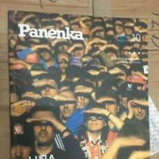 Coleccionismo deportivo: REVISTA PANENKA # 10 DEDICADA A LA PREMIER LEAGUE EN MUY BUEN ESTADO. Lote 185695011