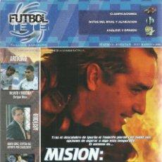 Coleccionismo deportivo: FUTBOL TETE Nº 33.CD TENERIFE-POLIDEPORTIVO EJIDO.30/3/2008.PÓSTER DE ÓSCAR PÉREZ.24 PÁG.. Lote 186134892