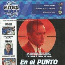 Coleccionismo deportivo: FUTBOL TETE Nº 37.CD TENERIFE-REAL SOCIEDAD CF.24/5/2008.PÓSTER DE NINO.24 PÁG.. Lote 186135276