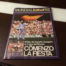 Coleccionismo deportivo: REVISTA DEL REAL COMITÉ ORGANIZADOR DE LA COPA MUNDIAL DE FÚTBOL 1982. Lote 186163052
