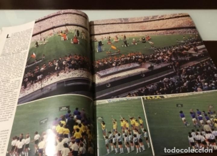 Coleccionismo deportivo: Revista del Real comité organizador de la copa mundial de fútbol 1982 - Foto 3 - 186163052