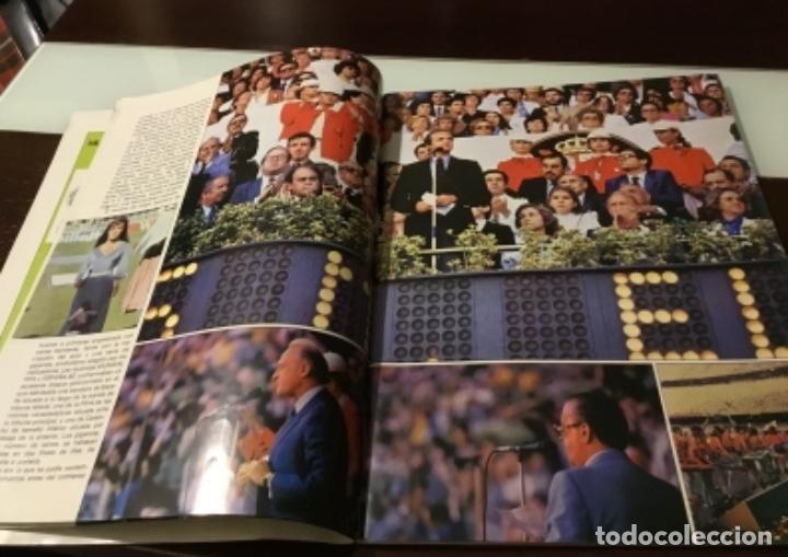 Coleccionismo deportivo: Revista del Real comité organizador de la copa mundial de fútbol 1982 - Foto 4 - 186163052
