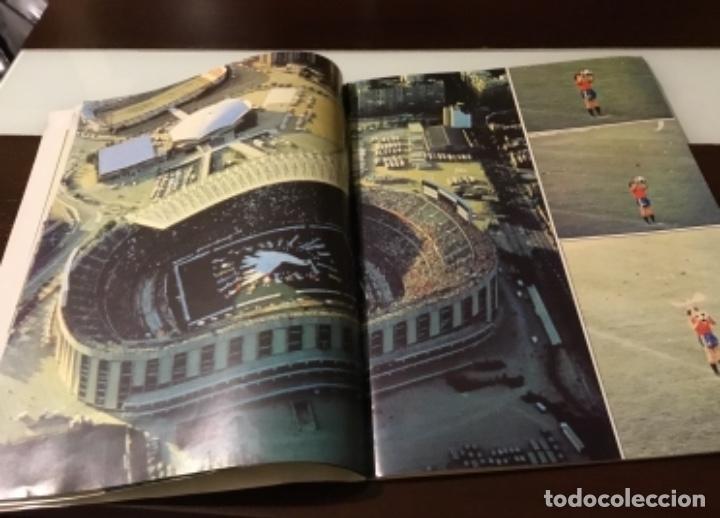 Coleccionismo deportivo: Revista del Real comité organizador de la copa mundial de fútbol 1982 - Foto 5 - 186163052