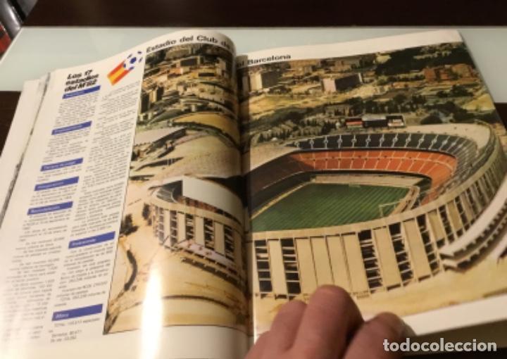 Coleccionismo deportivo: Revista del Real comité organizador de la copa mundial de fútbol 1982 - Foto 6 - 186163052