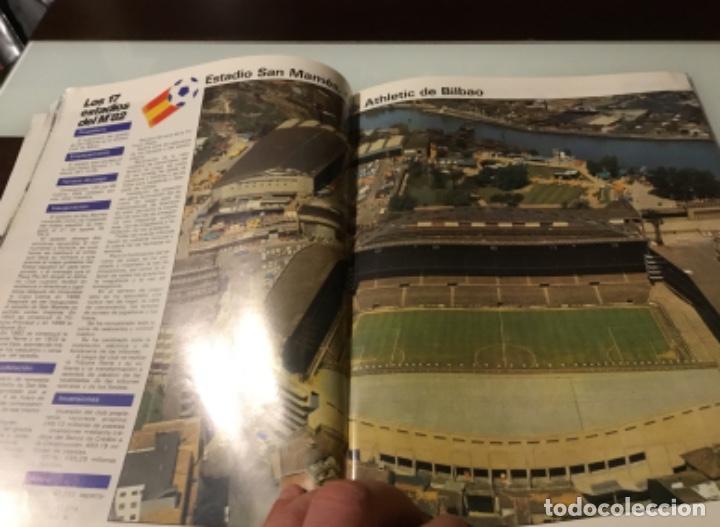 Coleccionismo deportivo: Revista del Real comité organizador de la copa mundial de fútbol 1982 - Foto 7 - 186163052