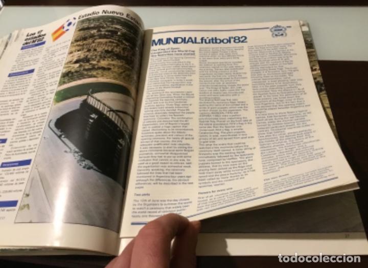 Coleccionismo deportivo: Revista del Real comité organizador de la copa mundial de fútbol 1982 - Foto 8 - 186163052