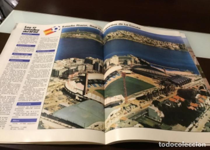 Coleccionismo deportivo: Revista del Real comité organizador de la copa mundial de fútbol 1982 - Foto 11 - 186163052