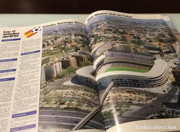 Coleccionismo deportivo: Revista del Real comité organizador de la copa mundial de fútbol 1982 - Foto 12 - 186163052