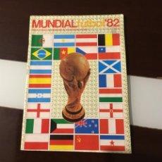 Coleccionismo deportivo: REVISTA DEL REAL COMITÉ ORGANIZADOR DE LA COPA MUNDIAL DE FÚTBOL 82. Lote 186169448