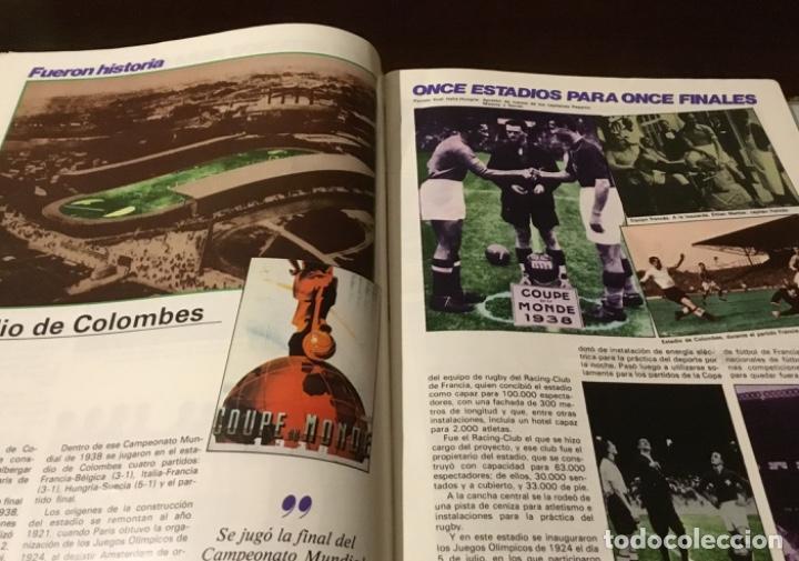 Coleccionismo deportivo: Revista del Real comité organizador de la copa mundial de fútbol 82 - Foto 5 - 186170326
