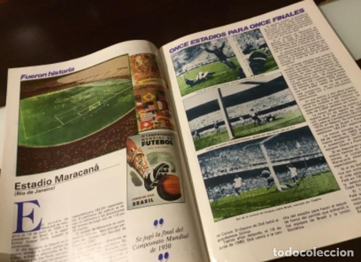 Coleccionismo deportivo: Revista del Real comité organizador de la copa mundial de fútbol 82 - Foto 6 - 186170326