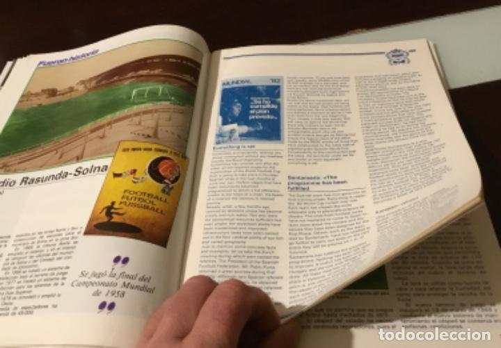 Coleccionismo deportivo: Revista del Real comité organizador de la copa mundial de fútbol 82 - Foto 7 - 186170326