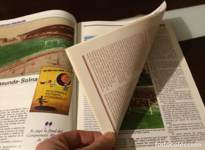 Coleccionismo deportivo: Revista del Real comité organizador de la copa mundial de fútbol 82 - Foto 8 - 186170326