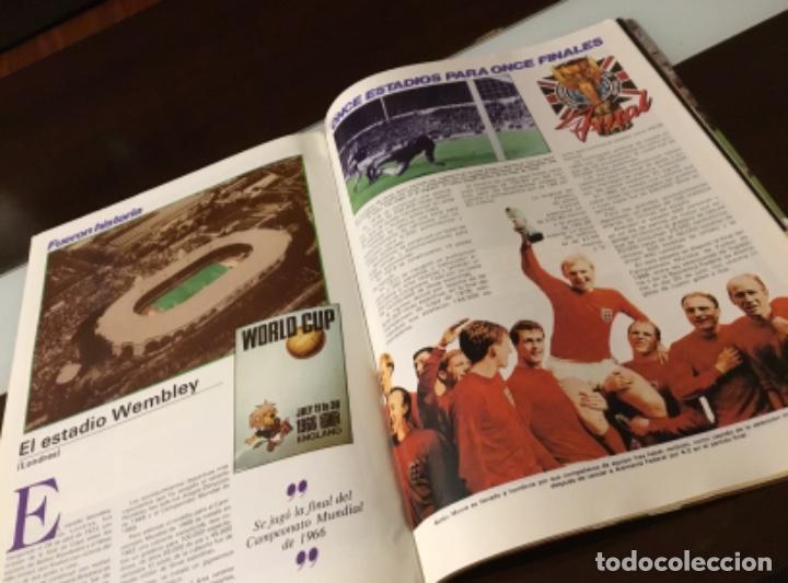 Coleccionismo deportivo: Revista del Real comité organizador de la copa mundial de fútbol 82 - Foto 10 - 186170326
