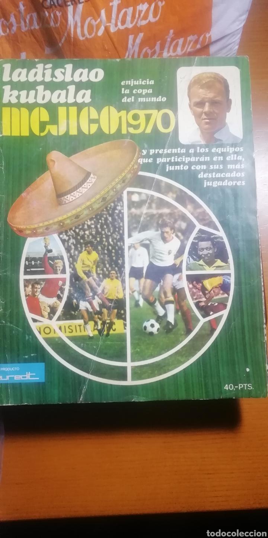 REVISTA MUNDIAL MEJICO 1970 . PRÓLOGO KUBALA (Coleccionismo Deportivo - Revistas y Periódicos - otros Fútbol)