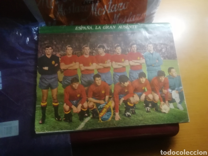 Coleccionismo deportivo: Revista mundial Mejico 1970 . Prólogo kubala - Foto 3 - 186189502