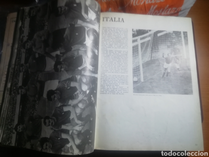 Coleccionismo deportivo: Revista mundial Mejico 1970 . Prólogo kubala - Foto 5 - 186189502