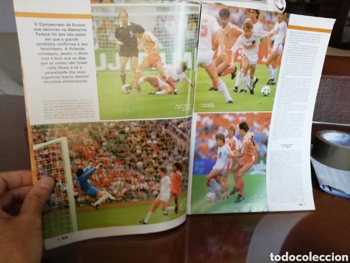 Coleccionismo deportivo: Revista Foot Portugal. Eurocopa 1988. - Foto 3 - 186190275