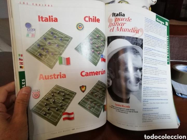 Coleccionismo deportivo: Revista Foot Portugal. Eurocopa 1988. - Foto 4 - 186190275